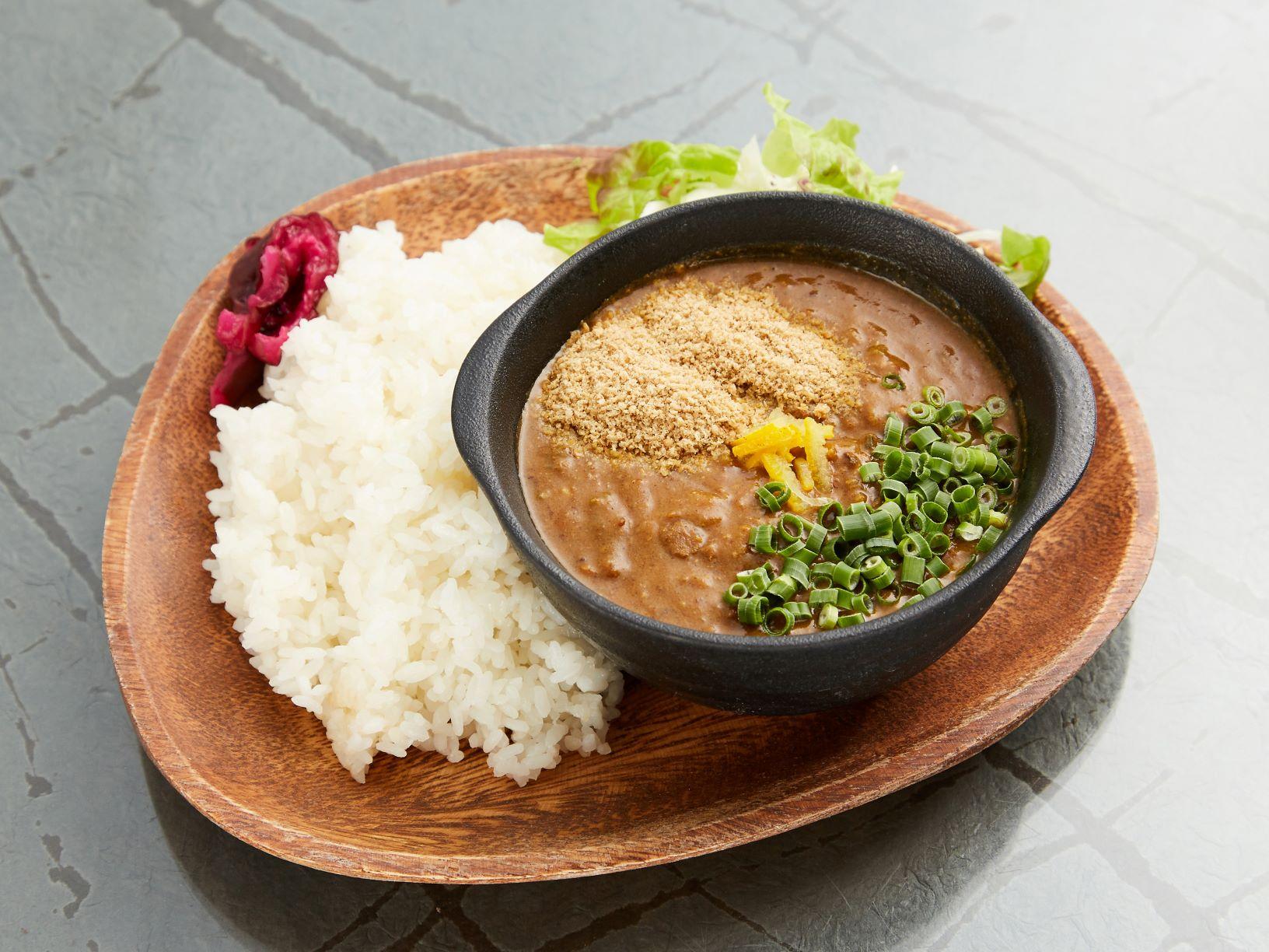 香季庵 和カレー